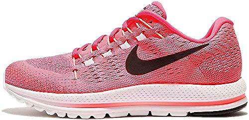 Nike Women's WMNS Air Zoom Vomero 12 Running Shoes, Blue (Mica Blue/Smokey Blue/Glacier Blue/Obsidian), 4.5 UK 38 EU