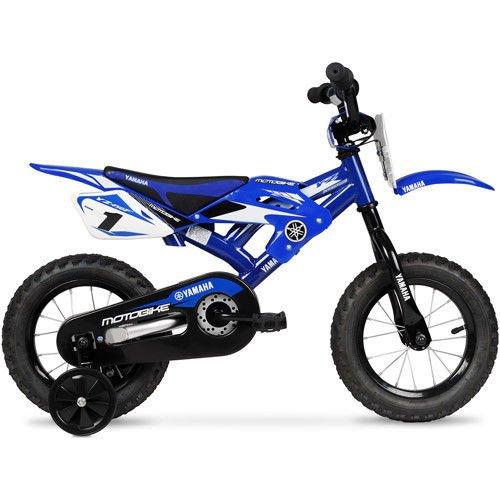 "Yamaha 12"" Moto Child's BMX Bike"