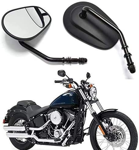 Motobiker 1Pair Side Mirrors for Sportster XL 883 Albuquerque Mall Great interest King Road 1200