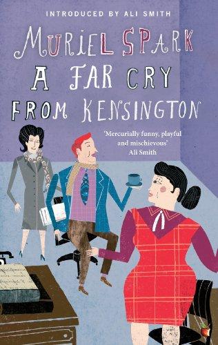 A Far Cry From Kensington (Virago Modern Classics) (English Edition)