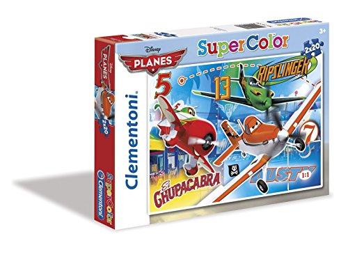 Clementoni - Puzzle Aviones Disney Aviones de 20 Piezas (24726)