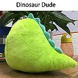 Zoom IMG-1 JZDZ Dinosaurs Plush Toy Baby