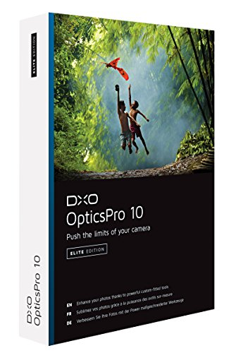 DxO OpticsPro 10 Elite