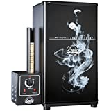 Bradley Smoker BS611 Electric Smoker, One Size, Black