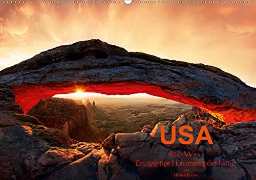 USA Süd-West (Wandkalender 2020 DIN A2 quer)