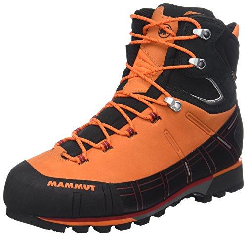 Mammut Herren Kento High GTX Trekking- & Wanderstiefel, Orange Sunrise Black 2178, 46 EU