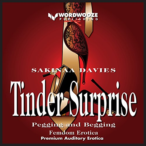 Tinder Surprise audiobook cover art