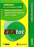 Exatac 1 ESO. Ciències Socials (Exatac. Català) - 9788431696498