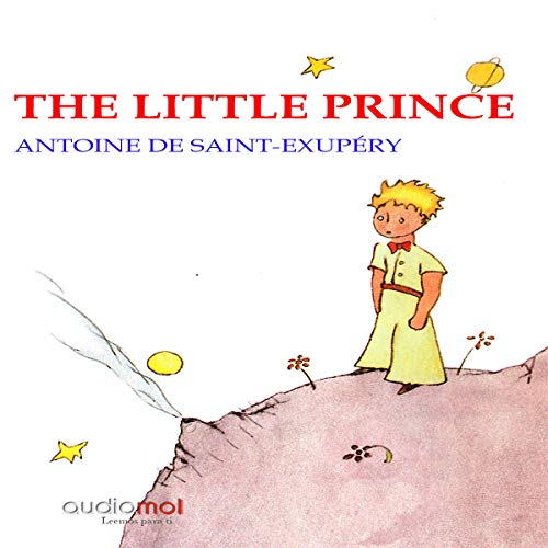 『The Little Prince』のカバーアート