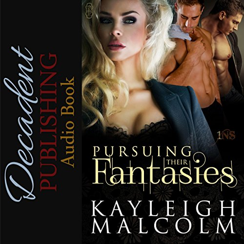Pursuing Their Fantasies (1Night Stand) audiobook cover art