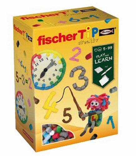 fischerTiP 511926 - TiP Learn Zahlen + Uhr