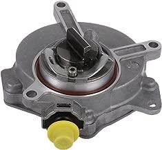AUTOMUTO Mechanical Vacuum Pump Fits for Volkswagen Jetta/Passat/GTI,Audi A3,Volkswagen Eos,Audi A4 Quattro, 09 10 11 12 13 14 Audi TT Quattro, 08 09 Audi TT 06D145100H Auto Car Vacuum Pump