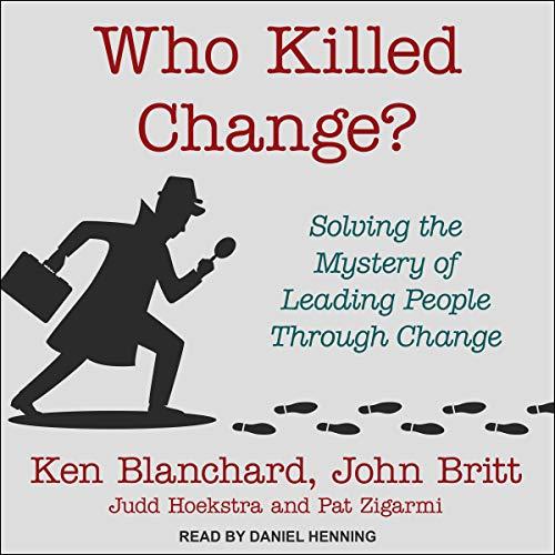 Who Killed Change? Titelbild