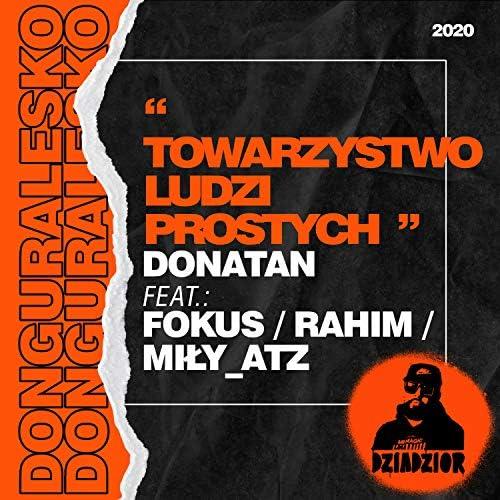 Donguralesko, Mily ATZ & Pokahontaz feat. DZIADZIOR, DJ Kostek, Rahim, Donatan & Fokus