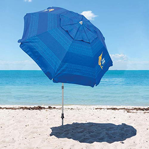 Tommy Bahama Beach Umbrella 2019 (Blue)