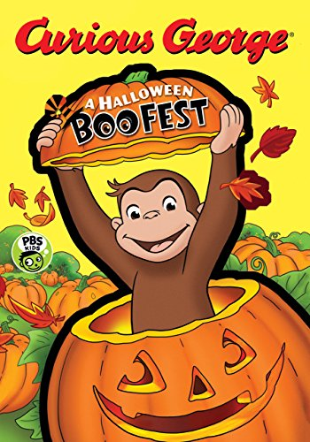 Curious George: A Halloween Boo Fest (English Edition)
