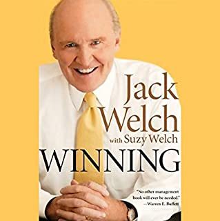 Interview with Jack Welch audiobook cover art