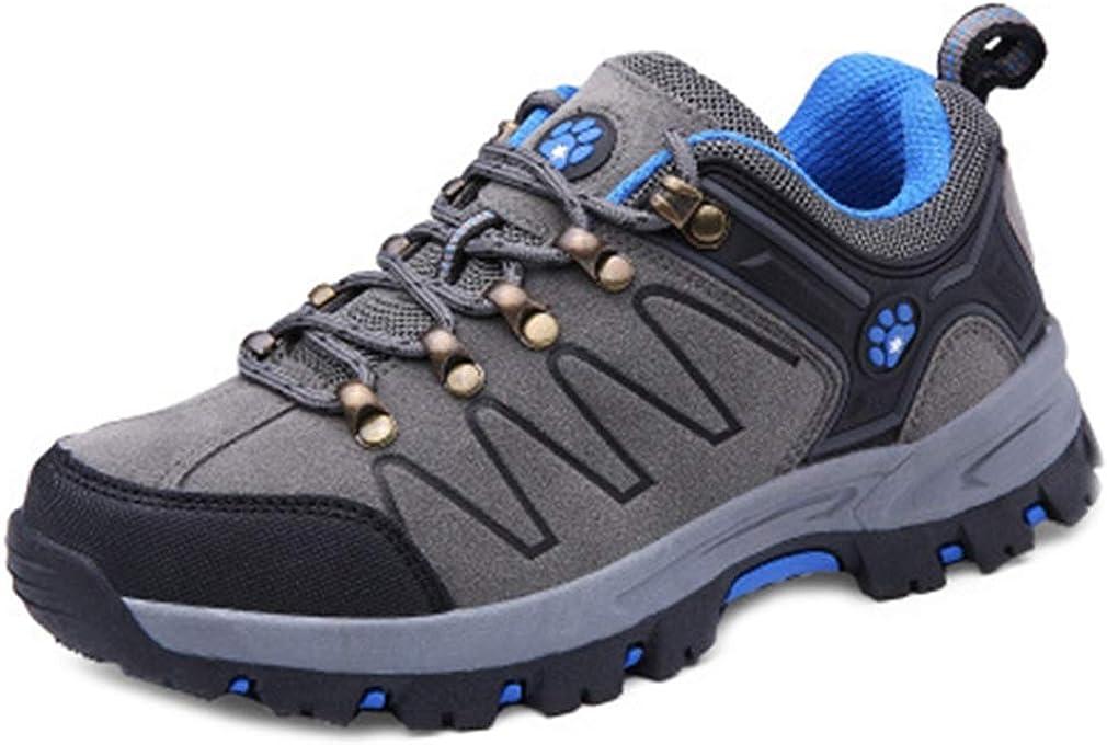 Women's Waterproof Hiking Shoes Outdoor Running Trail Hiker Casual Anti-Slip Climbing Backpacking Shoe