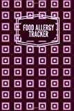 Food Allergy Tracker: Food Allergy Diary Journal Notebook Track, Discover, Monitor and Record Allergies, Possible triggers & Daily Medications ... Christmas, 110 (Food Allergy Journal Tracker)