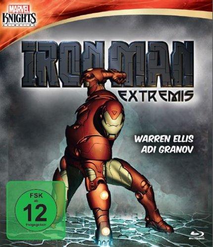 Iron Man: Extremis [Blu-ray] (Marvel Knights)