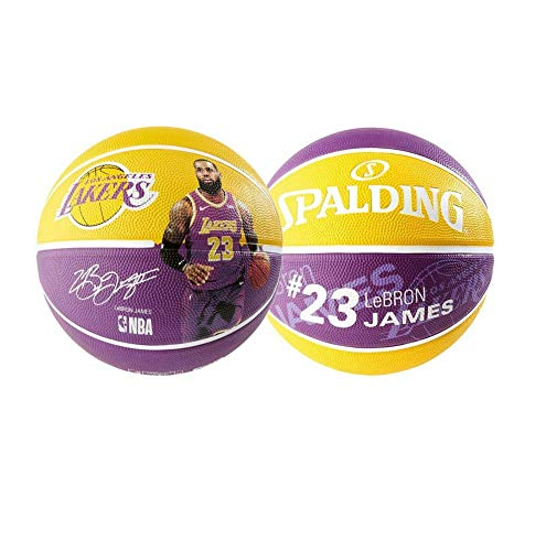 Spalding NBA Player - Balón de baloncesto