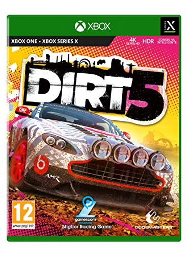 DiRT 5 - Launch Edition - Day-One - Xbox One