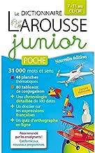 Larousse junior poche 7-11 ans CE/CM - dictionnaire du francais [ French monolingual Dictionary ] (French Edition)