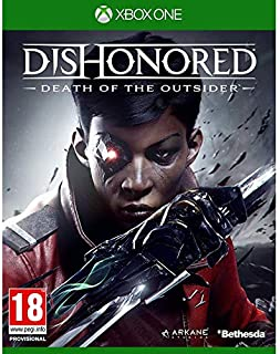 Dishonored Death Of The Outsider Xbox One