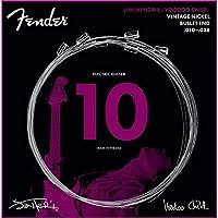 FENDER (フェンダー) エレキギター弦 Jimi Hendrix Voodoo Child Bullet End Nickel 10-38