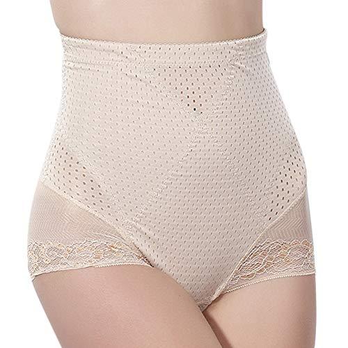 Harwls Body Shaper Postpartum Control Panties Strap Waist Trainer Corsé Slimming Belt, Color Carne, 3XL