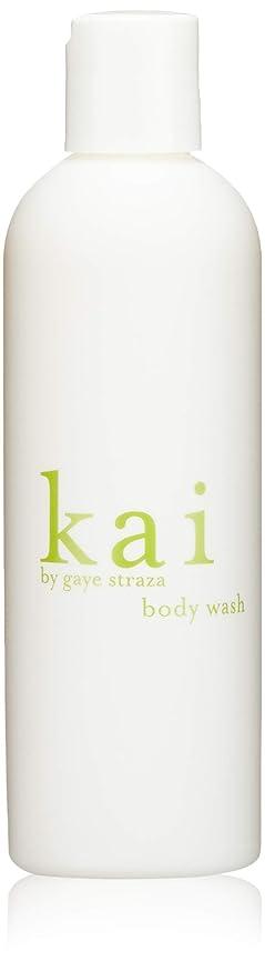 豆カリング一貫性のないkai fragrance(カイ フレグランス) ボディウォッシュ 236ml