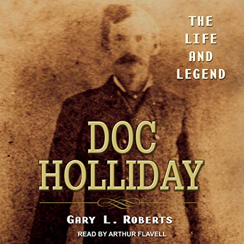 Couverture de Doc Holliday
