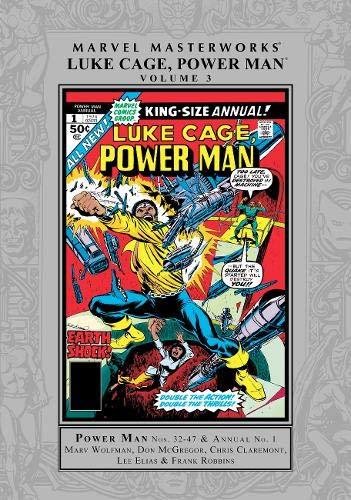 Marvel Masterworks: Luke Cage, Power Man Vol. 3: Mercs For Money