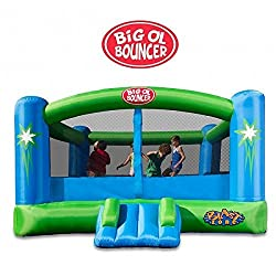 Blast Zone Big OL indoor bouncer house for home