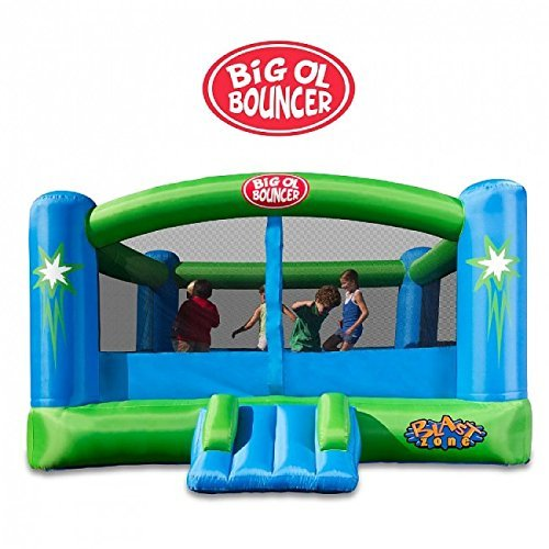Blast Zone Big Ol Bouncer - Inflatable Bounce House with Blower -...
