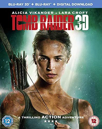 Tomb Raider [Blu-ray 3D] [2018]