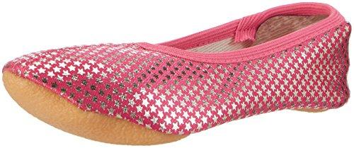 Beck Disco, Zapatillas de Gimnasia Niñas, Rosa (Pink 06), 35 EU
