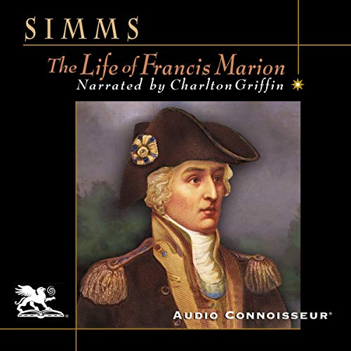 The Life of Francis Marion audiobook cover art
