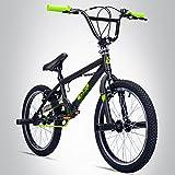 Bergsteiger | Ohio | BMX fiets | 20 inch | 360° Rotorsysteem | Vrijloop