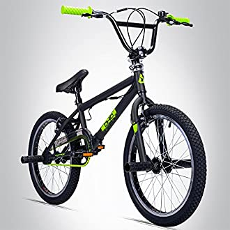 BMX Fahrrad Bild