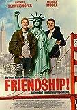 Friendship! - Matthias Schweighöfer - Filmposter gerollt