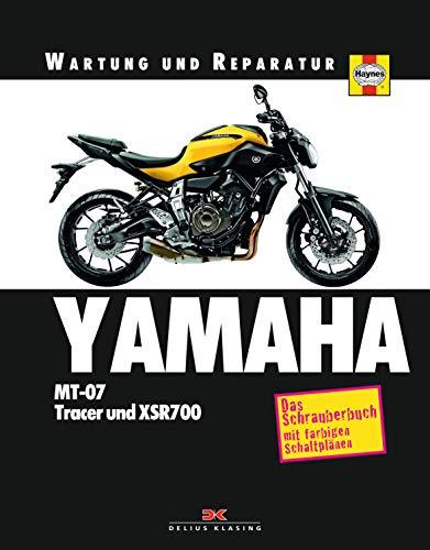 Yamaha MT-07, Tracer und XSR700