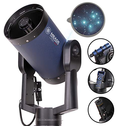 Meade Instruments Lx90-acf 20,3cm (F/10) Advanced Coma-Free Télescope (0810–90–03)