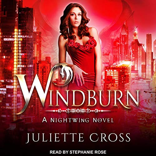 Couverture de Windburn