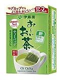 伊藤園 おーいお茶 抹茶入り緑茶 ティーバッグ (環境対応) 1.8g ×22袋×10個