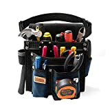 Best Electrician Hammers - Heavy Duty Technician and Electrician's Waist Tool Bag Review