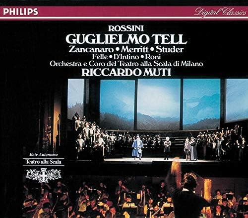 Giorgio Zancanaro, Cheryl Studer, Orchestra del Teatro alla Scala di Milano & Riccardo Muti