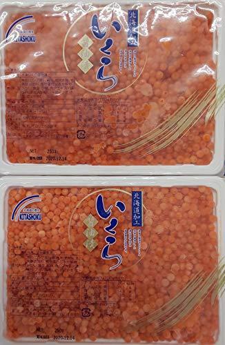 北海道加工 醤油 いくら  ( 味付け ) 250g×40P 業務用 激安 鱒子 ます