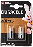 Duracell DUMN21-2 MN21 V23GA Batterien (2-er Pack, 12 Volt, 50mAh)