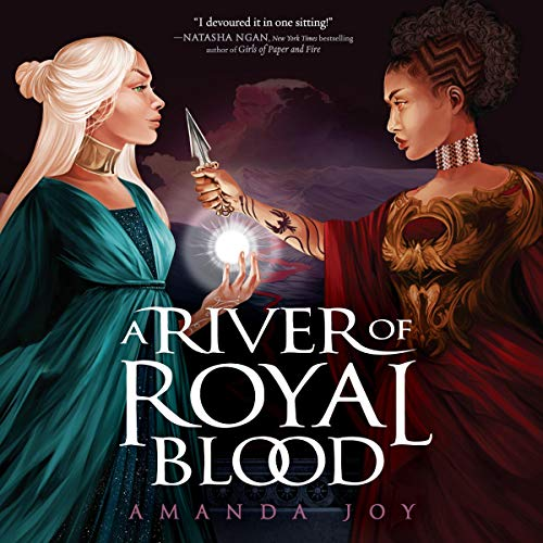 A River of Royal Blood audiobook cover art